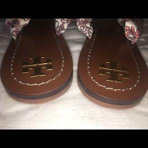 bbcd7385bfae Tory Burch Shoes - TORY BURCH Carson Flat Sandal
